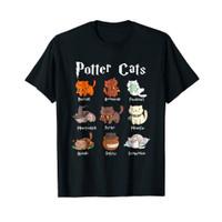 Kaos T-Shirt Lengan Pendek Motif Harry Potter Potter