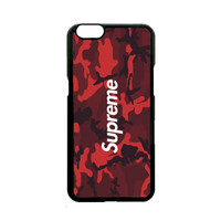 Case Custom Oppo F3 Suprem Red Camo YD0214