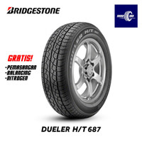 Ban Mobil Bridgestone DUELER D687 225/65 R17