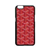 Case Custom Oppo F3 Pattern Red YD0261