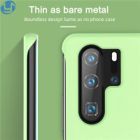 Casing Hard Case PC Matte frameless untuk Huawei p30 Pro P20 Mate 20