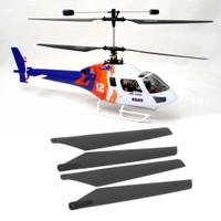 RC Helikopter 5 # 4 5-8 dengan Baling Baling / Main Blades