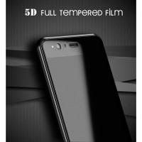 Tempered Glass 5D untuk Huawei P10 Lite Plus Honor 9 JB Full Cover