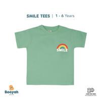 Booyah Baby & Kids - Kaos Anak Ilustrasi Smile (1-6 Tahun)