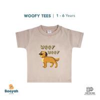Booyah Baby & Kids - Kaos Anak Ilustrasi Woofy (1-6 Tahun)