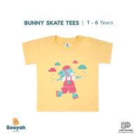 Booyah Kaos Anak Illustration Tee - Bunny Skate