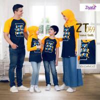 Kaos Couple Keluarga Terbaru Ziyata Family Kaos Family Baju Seragam Ka