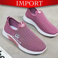 Sepatu Slip On Wanita Impor Terbaru OP2
