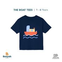Booyah Baby & Kids - Kaos Anak Ilustrasi The Boat (1-6 Tahun)