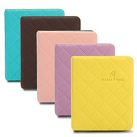 36 Pockets Mini Photo Album Case Storage For Polaroid MS