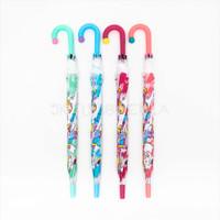 Payung anak unicorn / tongkat / dof / plastik glitter 2006s