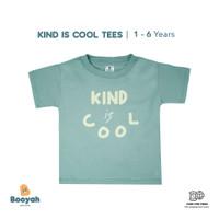Booyah Baby & Kids - Kaos Anak Ilustrasi Kind Is Cool (1-6 Tahun)