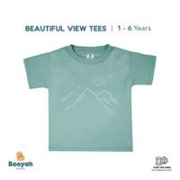 Booyah Baby & Kids - Kaos Anak Ilustrasi Beautiful View (1-6 Tahun)
