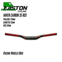 NEW Easton Handlebar Haven 35 Carbon Red 750mm Rise 20