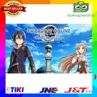 SWORD ART ONLINE: Hollow Realization for Nintendo Switch Berkualitas