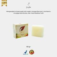 SABUN BERAS HERBAL SR12 / RICE SOAP / KULIT BERMINYAK & SENSITIF