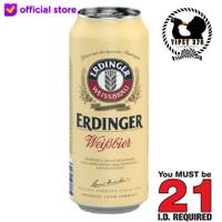 Beer Erdinger Weisbier 500 ML Cans (SATUAN)