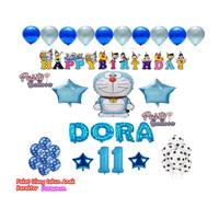 Paket Dekorasi Ulang Tahun Anak Tema Doraemon CT2030