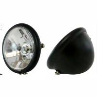 Lampu Depan Cb100 Head Lamp Cb 100 Universal Motor Custom & Jap Style