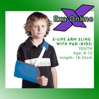 E-Life Arm Sling with Pad (Kids)