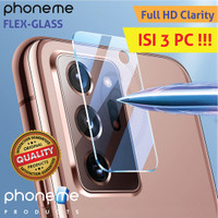 iPhone XS Max - Isi 3 PhoneMe Anti Gores Nanoglass Back Camera