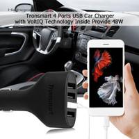 ❤HIO-❤Useful Quality Tronsmart TS-CC4P VoltIQ Technology 48W 4