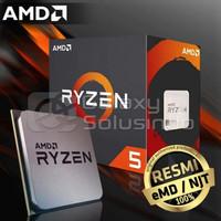 AMD Ryzen 5 2600 3 9Ghz AM4 HDW5063