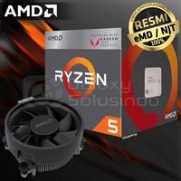 AMD Raven Ridge Ryzen 5 2400G 3 9Ghz 4C8T VEGA APU HDW4671