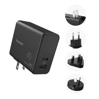 TERL4RIS Tronsmart 2in1 Universal Wall charger VoltiQ And powerbank 50