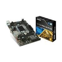 Motherboard MSI H110M PRO-VH Plus DDR4 LGA 1151 HDW5536