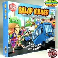 Kompas Board Game Challenge - Balap Kuliner QQ8011