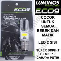 Lampu Motor LED LUMINOS PNP Vario 125 Techno FI RZ1 AC DC Bohlam