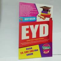 Buku EYD Ejaan Yg Di Sempurnakan Edisi Terbaru Untuk SD,SMP,SMA