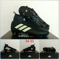 Jual Sepatu Bola Anak Adidas X Techfit Booth size 33-37 Limited