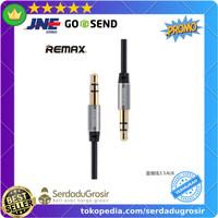 Remax Premium AUX Cable 3.5mm for Headphone Speaker Smartphone