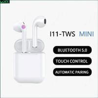 TRENDY [UOOK] COD i12 TWS inpods Air Earphone Mini Wireless Bluetooth