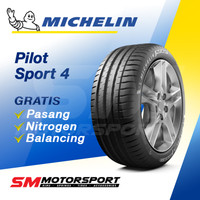 Ban Mobil Michelin Pilot Sport 4 225/50 R17 17