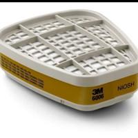 filter 3m multi Avid gas 3m organic bapor cartrige 6006 respiratory