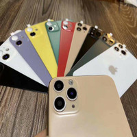 Door Cover iPhone Back Protector XR 11 Body iPhone fake Back
