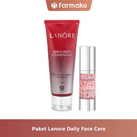 Value Pack Lanore Daily Face Care