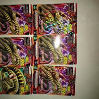 Kartu Strong Animal Kaiser S5 Yellow Anaconda