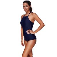 Beachwear Backless Wanita Seksi Olahraga Bikini Monokini Swimsuit