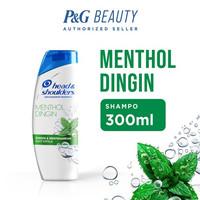 Head & Shoulders Shampoo Cool Menthol 300 ml