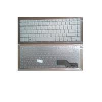 TERBAIK Keyboard Laptop Samsung NP270 NP275 NP275E4V NP275E Putih SKS