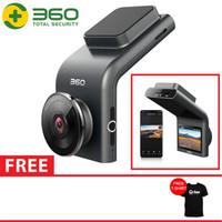 QIHOO G300 360 Dash Camera 1080P Video Night Vision Wide Angle GPS