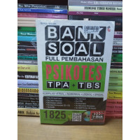 BANK SOAL FULL PEMBAHASAN PSIKOTES TPA+TBS