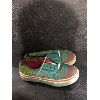 Sepatu Sneaker Vans Kids Authentic Leopard