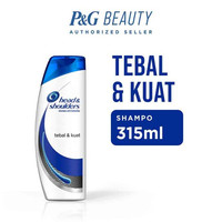 Head & Shoulders Shampoo Tebal Kuat 315 ml