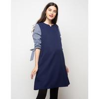 DR773 Dress Hamil Baju Kerja Ibu Hamil dari Styves