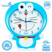 Jam Dinding Quartz Anak Anak Doraemon Esa 15812 Besar